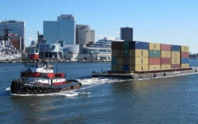 WorkBoat: Marine highways called answer to interstate jams